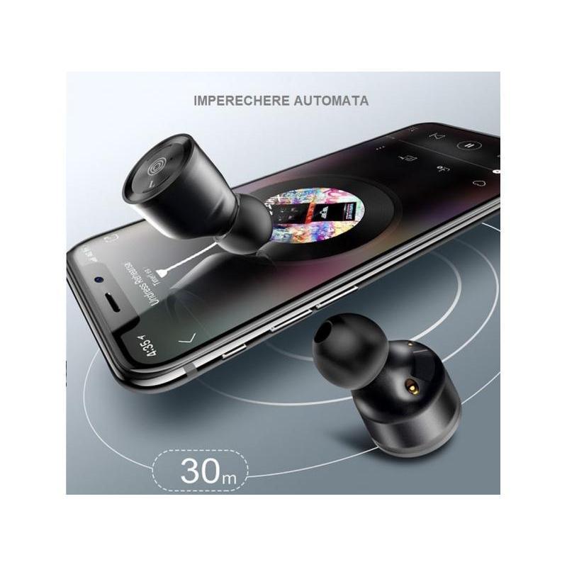 OEM Casti Bluetooth SMTWS S5