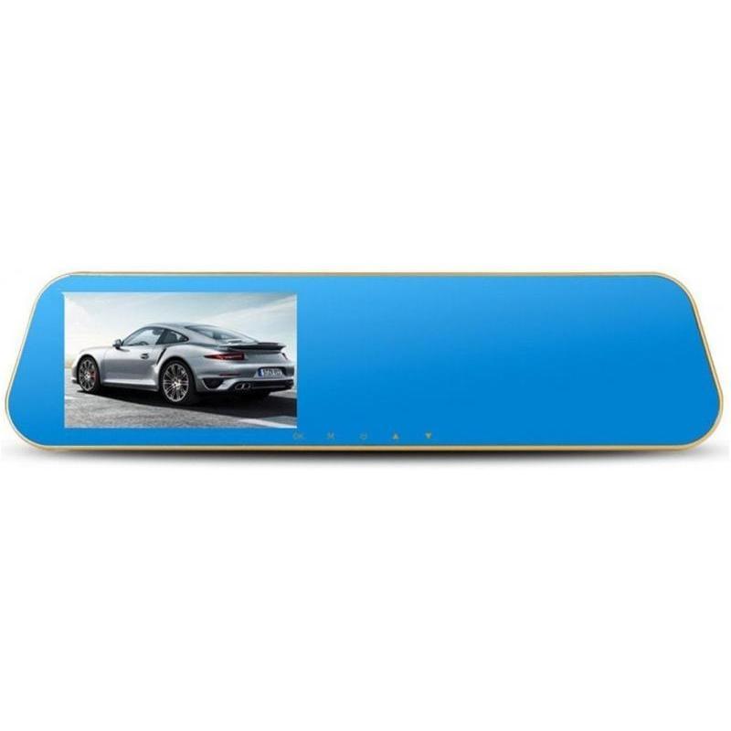 Zenteko Camera Auto Oglinda Full HD Zenteko Premium cu Tracker GPS SM720