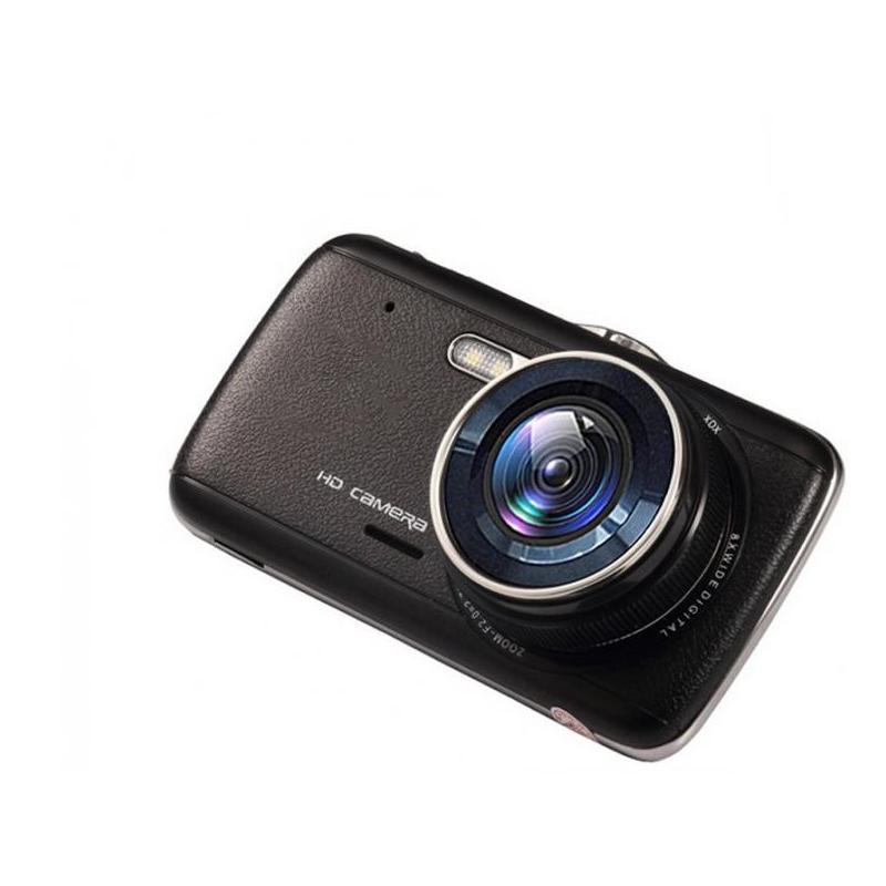 Zenteko Camera Auto Zenteko Premium Full HD SM 206 cu camera spate