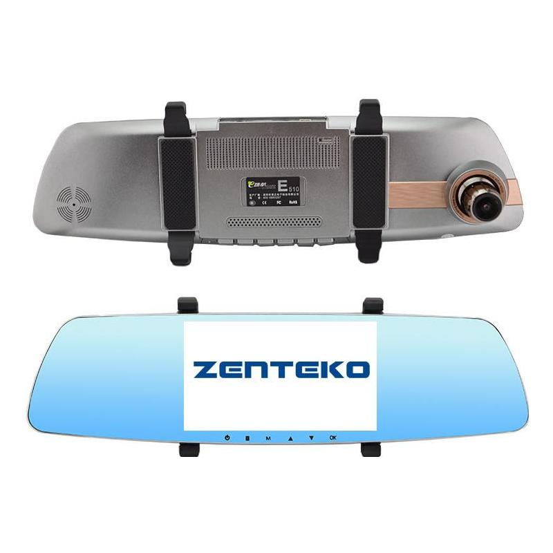 Zenteko Camera Auto Oglinda Zenteko Full HD cu touchscreen SM 502CM