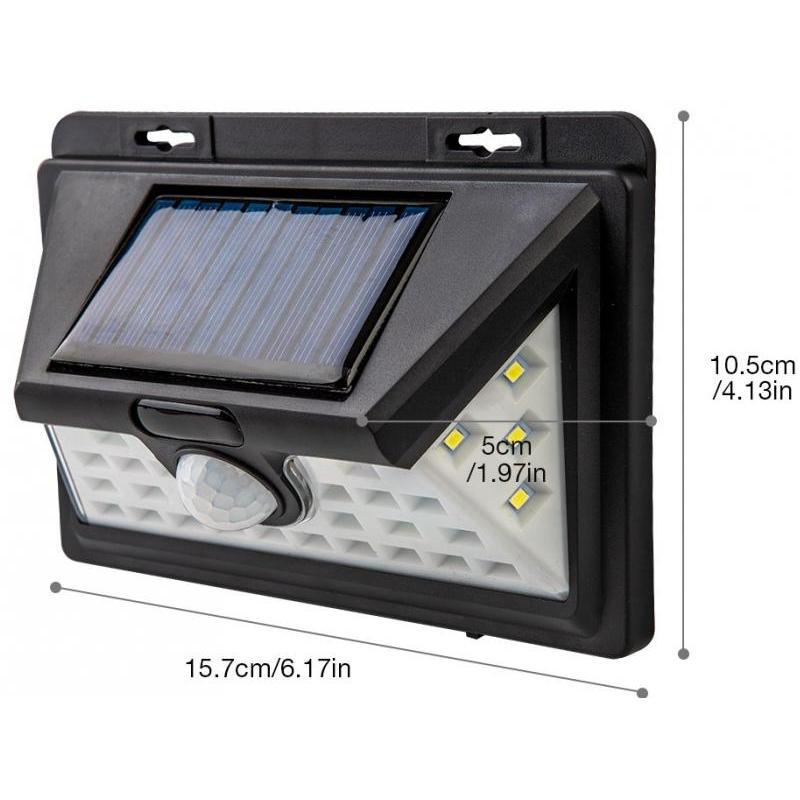 OEM Lampa LED solara cu senzor de miscare si 32 de LED-uri