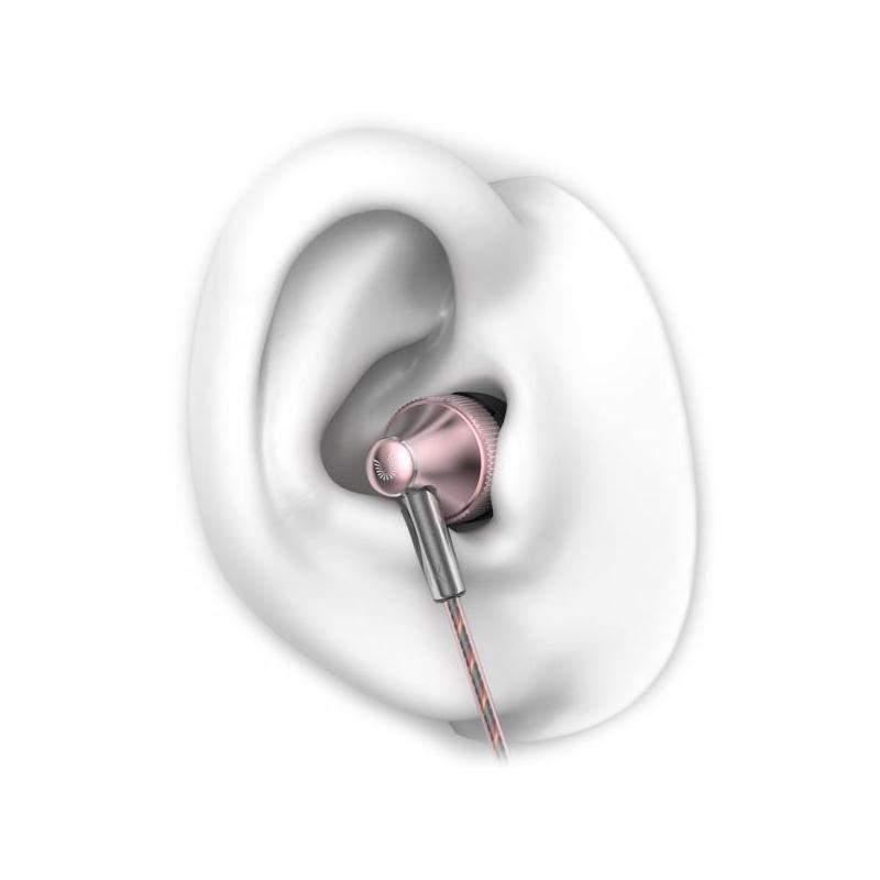 OEM Casti Audio In Ear UIISII HM6 Roz