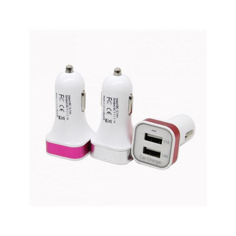 OEM Incarcator Auto Dual USB 3.1A