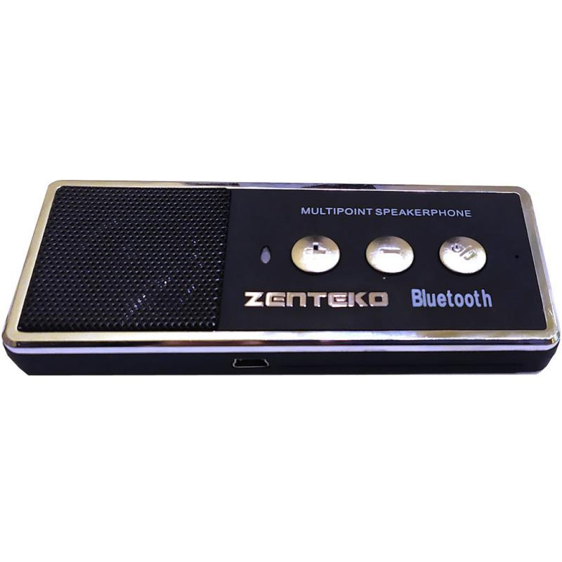 Zenteko Car Kit Bluetooth Parasolar Zenteko SMKP100