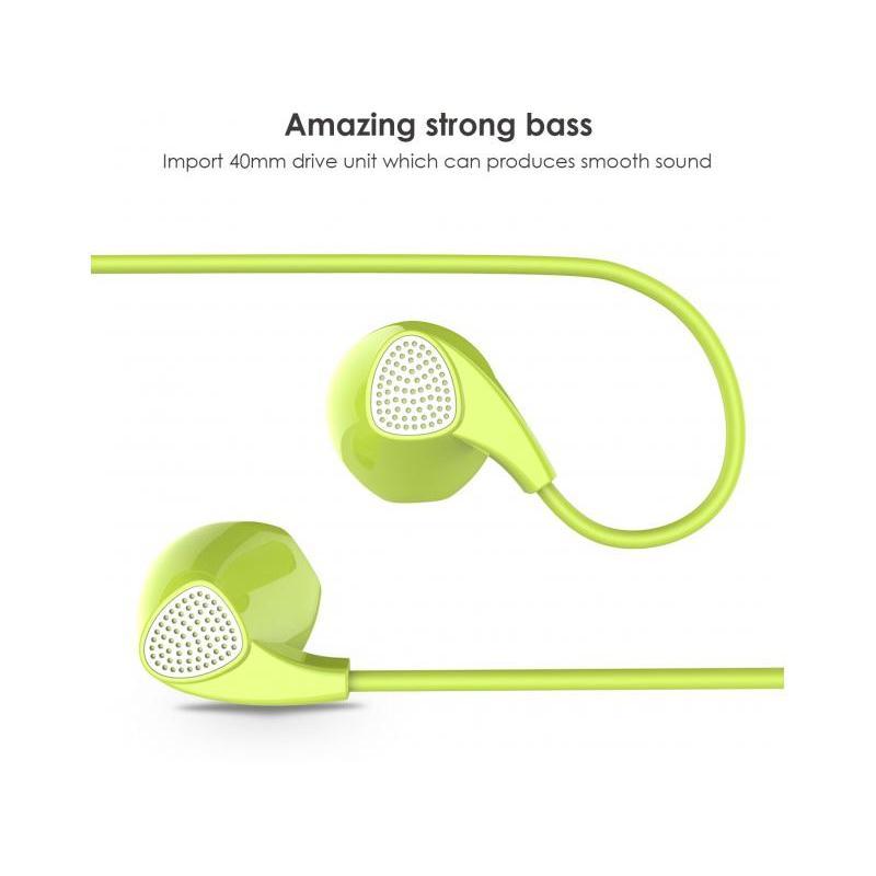 UiiSii Casti Audio In Ear UIISII U1 Verzi