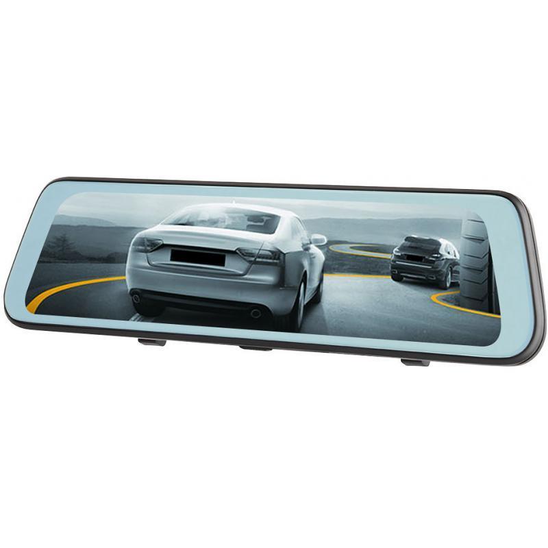 Zenteko Camera Auto Oglinda Offroad Zenteko Full HD cu touchscreen SM1012CM