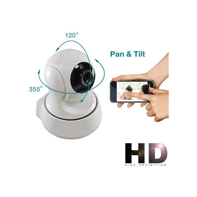 OEM Camera IP Wireless cu filmare HD SM6219