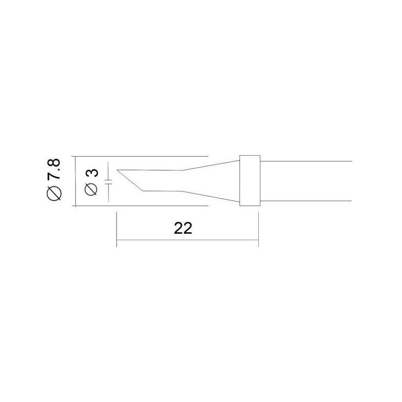 Fahrenheit VARF CIOCAN DE LIPIT 280202BUC/BLISTER