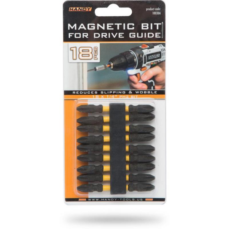 Handy Set bituri magnetice (1/4) 18 piese (2x9) – pt. 10030