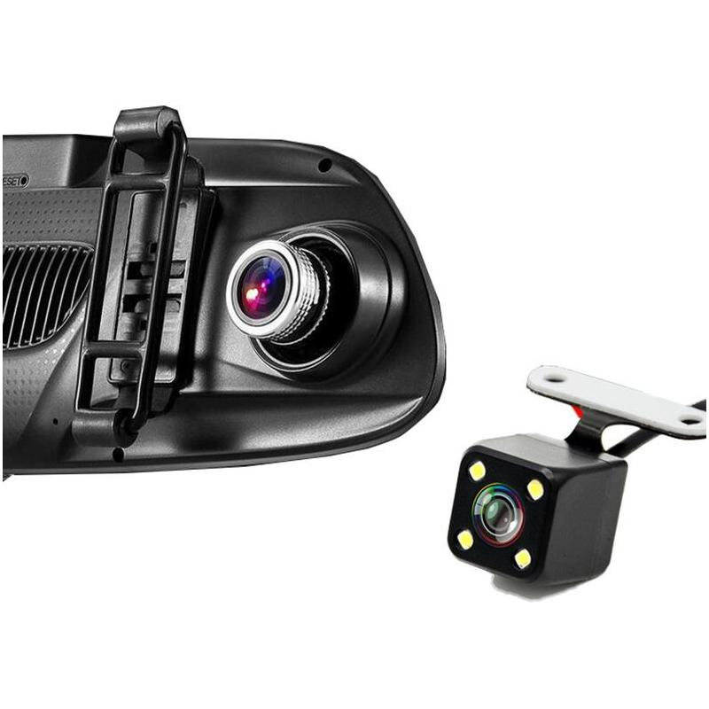 OEM Camera Auto Oglindă Full HD Touch ecran 7 inch SM700