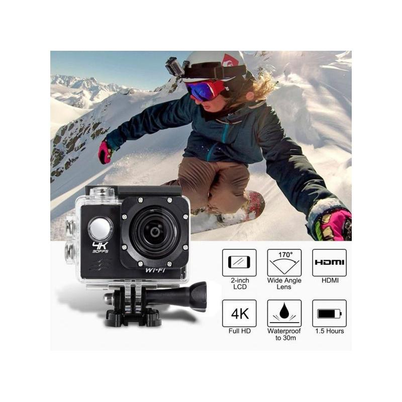 OEM Camera Sport si Auto 4K si Wireless