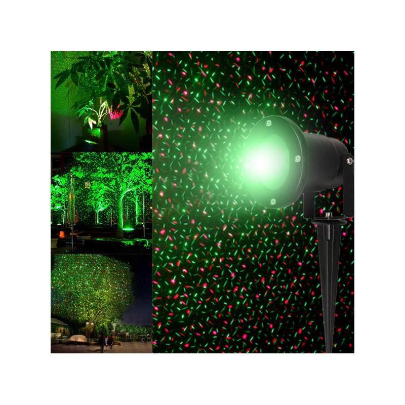 Proiector Laser de exterior Pentru Craciun