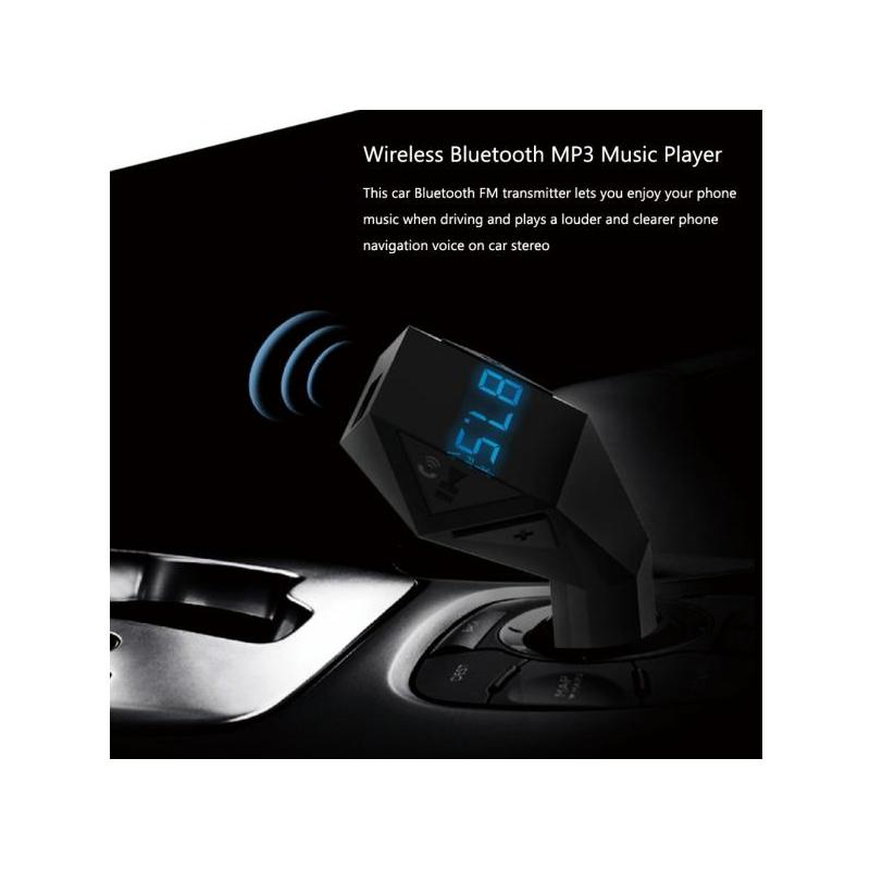 OEM Car Kit Bluetooth USB N8