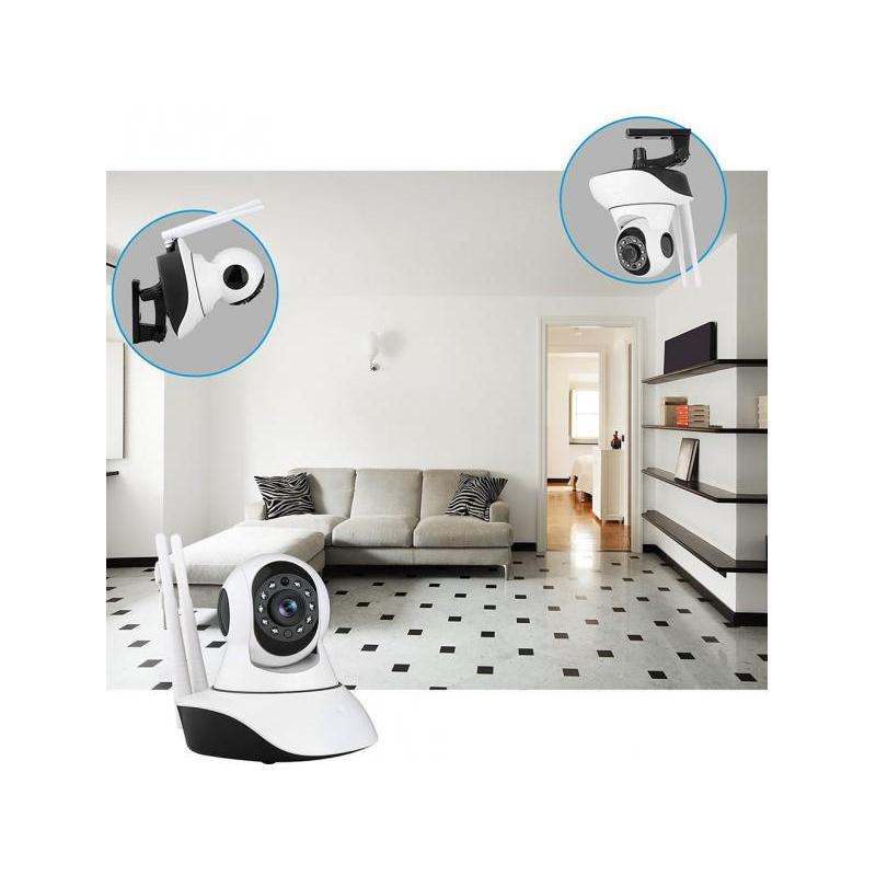 OEM Camera IP Wireless cu filmare HD SM901