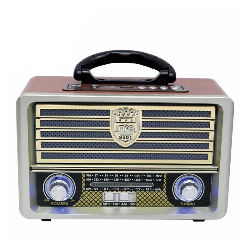 OEM Radio Retro MP3 Player Portabil M-U113
