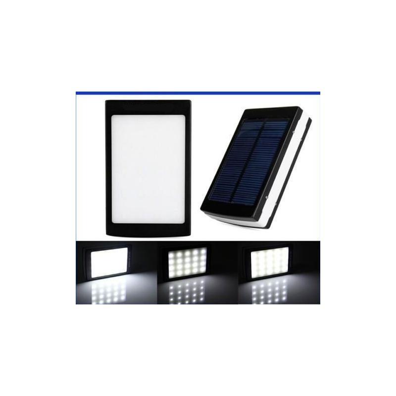 OEM Baterie Universala Solara 20000mAh cu 20 LED