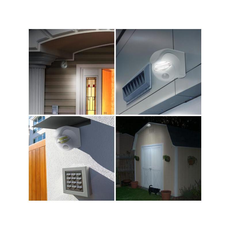 OEM Reflector cu COB-LED , şi senzor de mişcare şi lumină