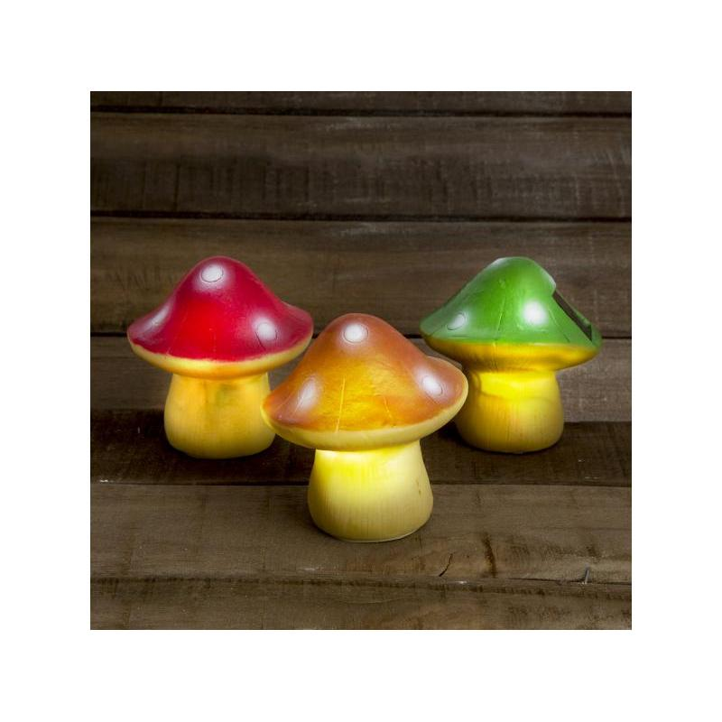 "Phenom Lampa solara model ""Ciuperca"""