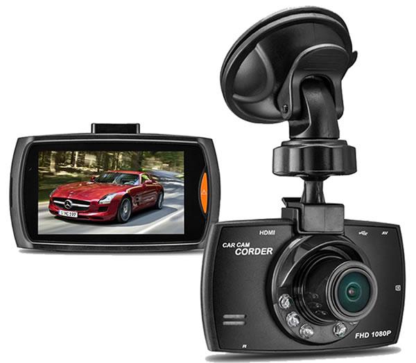 Camera Auto Full HD cu Pornire Automata si Inregistrare Continua