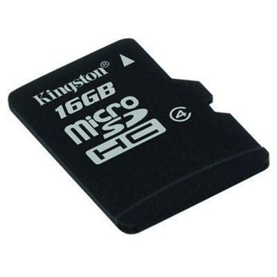 Card de memorie MicroSD de 16 GB + adaptor